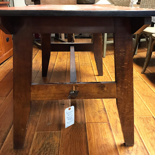 Awesome French Kitchen Table