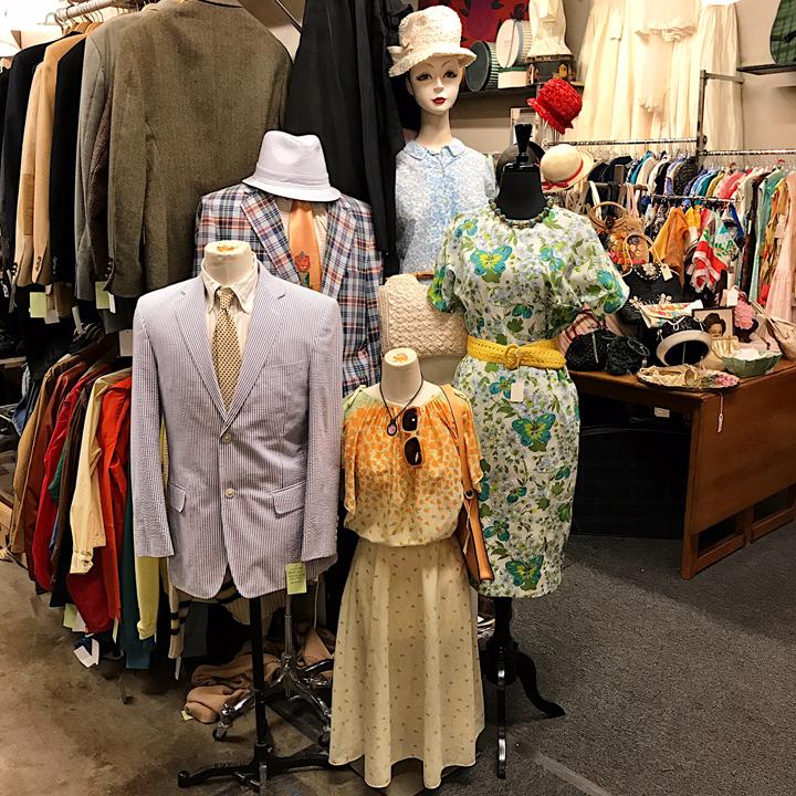 Vintage Clothing and Vintage Jewelry in Atlanta – Kudzu Antiques