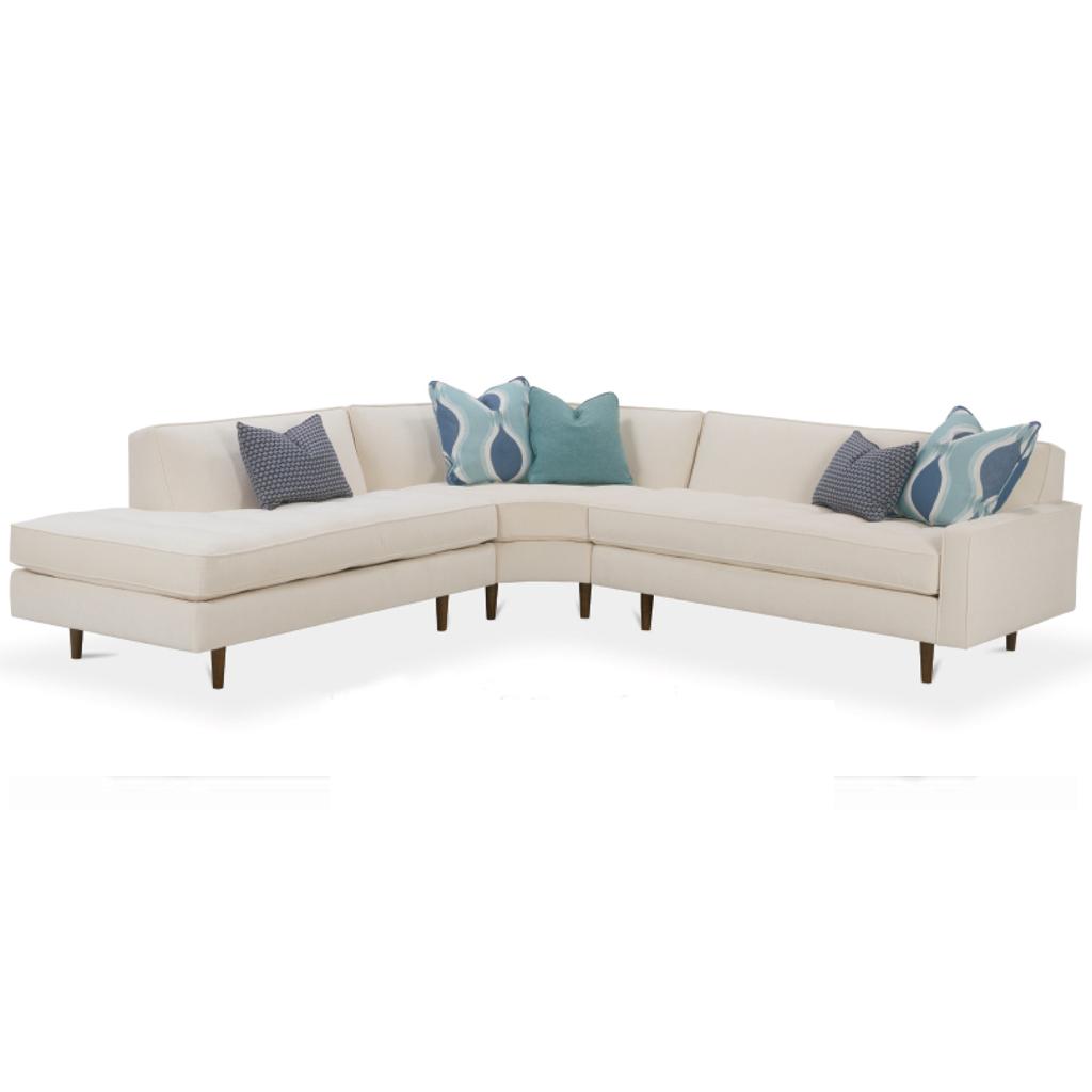 Brady Sectional Sofa Group