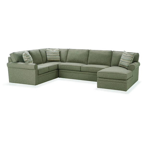 Brentwood Sectional by Rowe Furniture – Kudzu Antiques