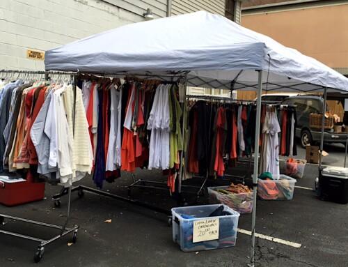 Ready Trading Tent Event At Kudzu!