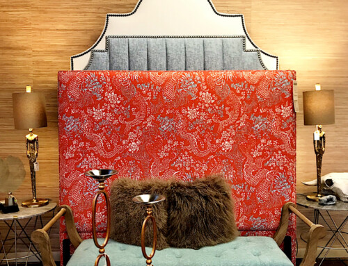 Kudzu Now Offers Rowe Custom Upholstered Headboards And Beds