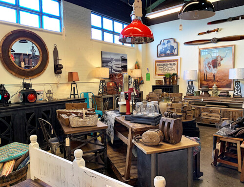 Year End Sale At Kudzu Antiques!