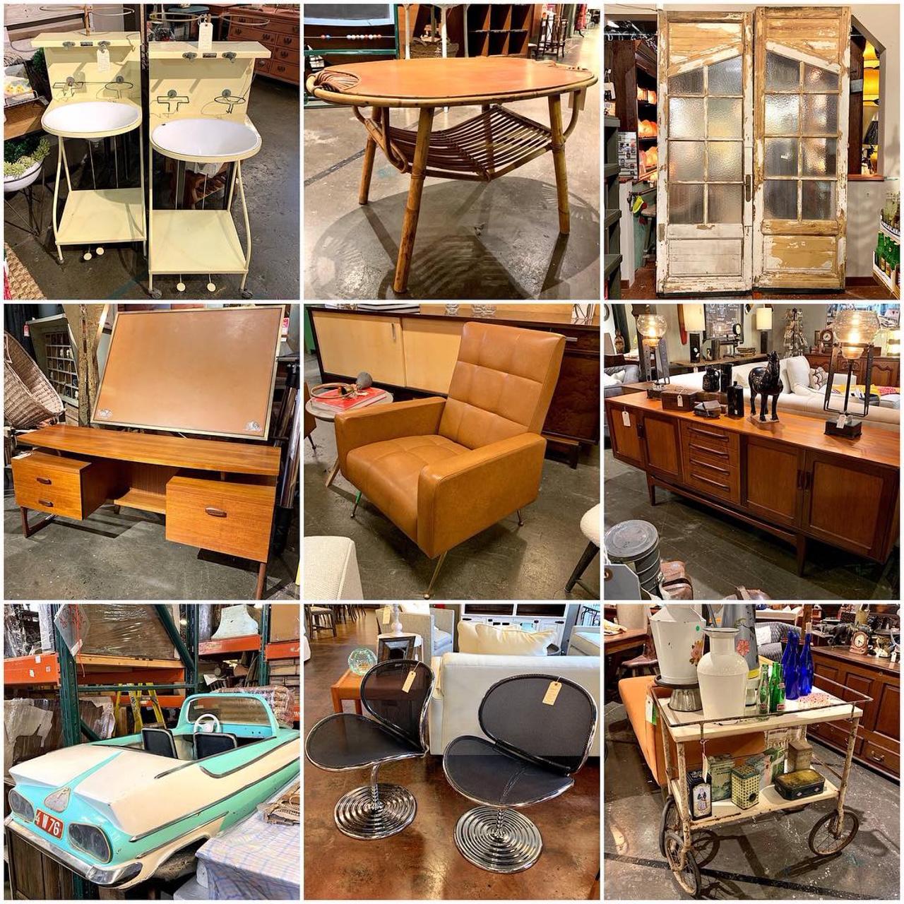 Kudzu Antiques Best Antique Store In Atlanta