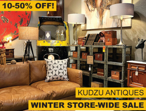 Winter Store-Wide Sale At Kudzu!