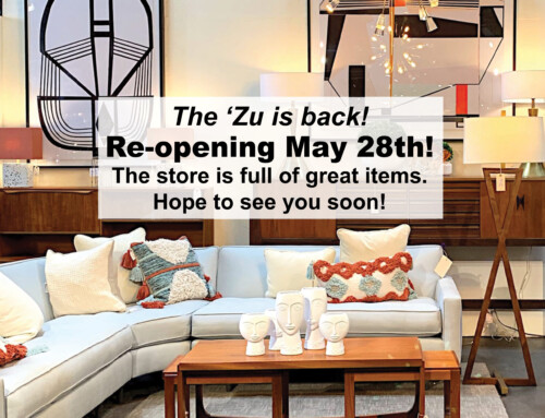 Kudzu Re-Opening May 28th!