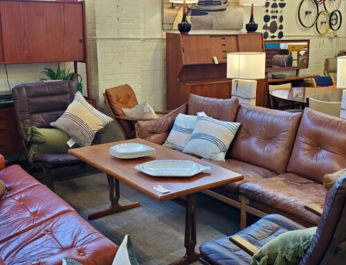 New Shipment of Scandinavian Midcentury!